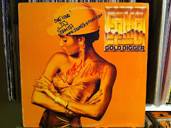 EPMD Golddigger Signed By DJ Scratch, Erick & Parrish