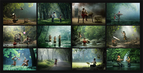 A jQuery Plugin For Responsive Image Galleries With CSS3 Effects – S Gallery