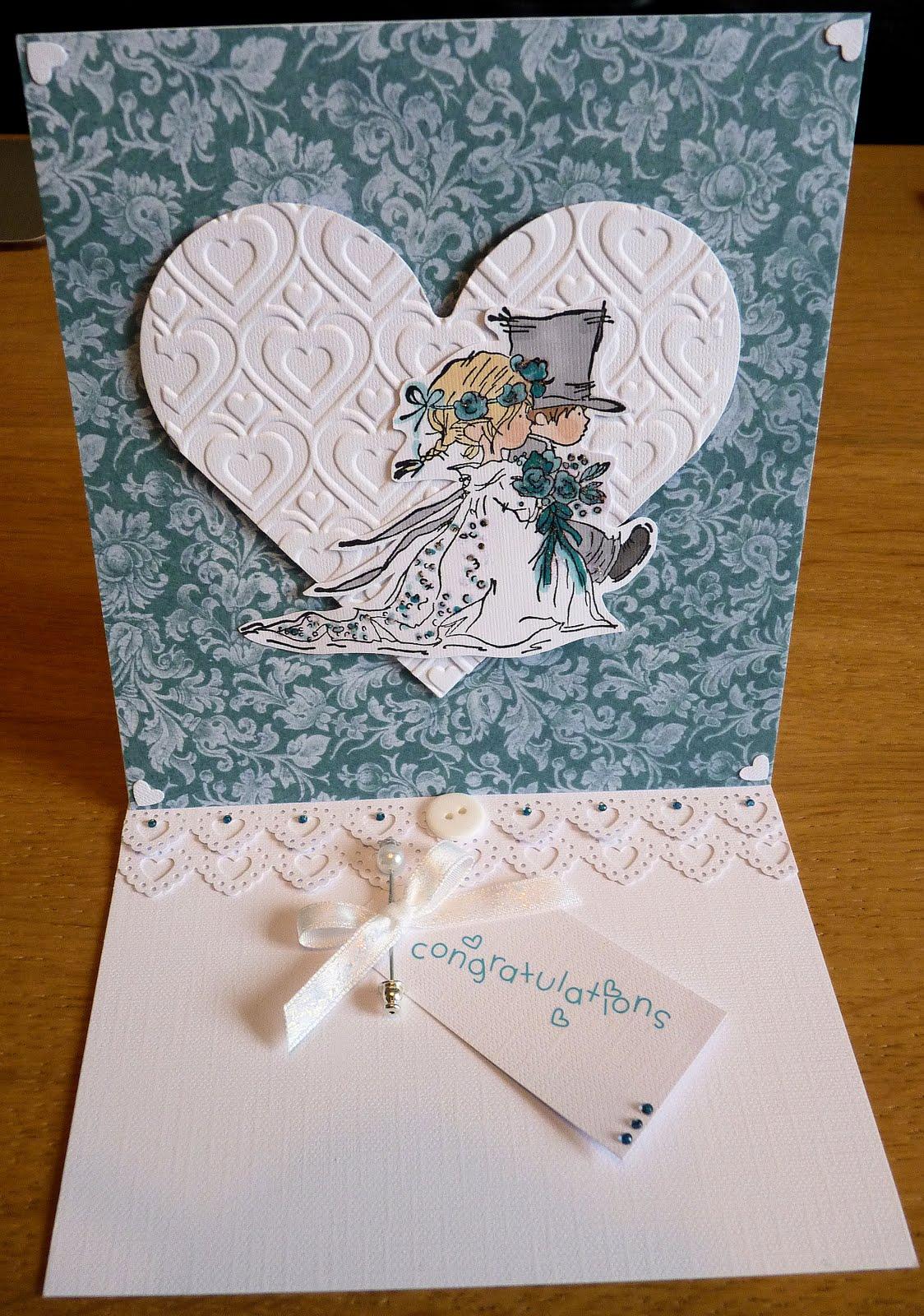 Wedding wedding cards