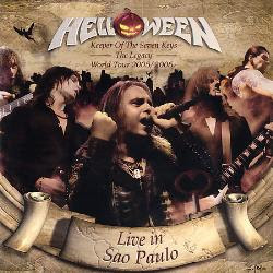 HELLOWEEN THE LEGACY WORLD TOUR