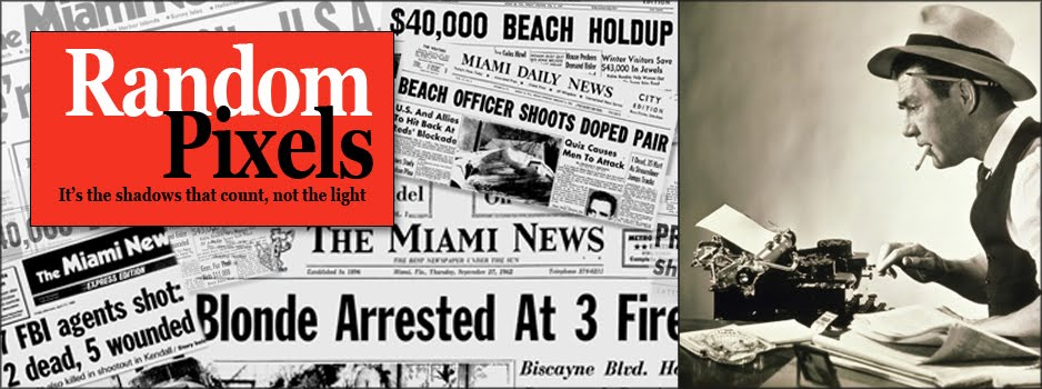Random Pixels - South Florida&#39;s most popular daily news blog