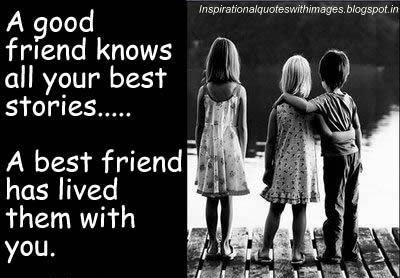 Friend ship quotes with picture