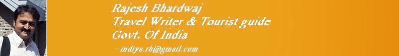 Travel experiences of India