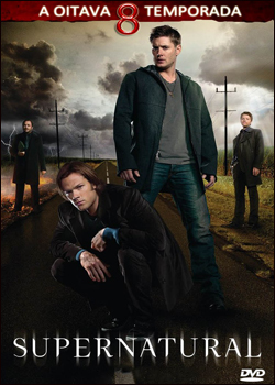 Download – Supernatural 8ª Temporada – DVDRip AVI Dual Áudio + RMVB Dublado