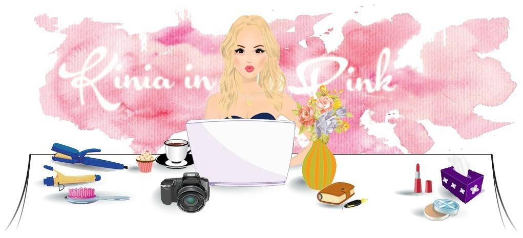 Kinia in pink!
