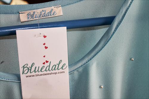 Bluedale clasica y vintage moda