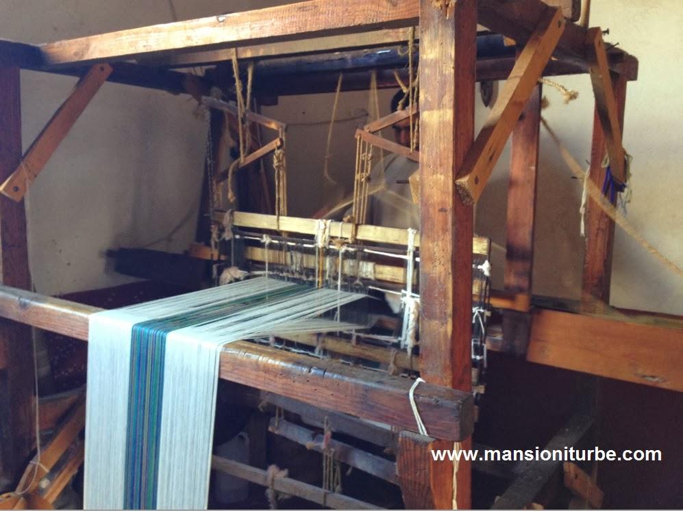 Artesanía Textil Mexicana en Pátzcuaro
