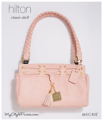 Miche Hilton Classic Luxe Shell from MyStylePurses.com