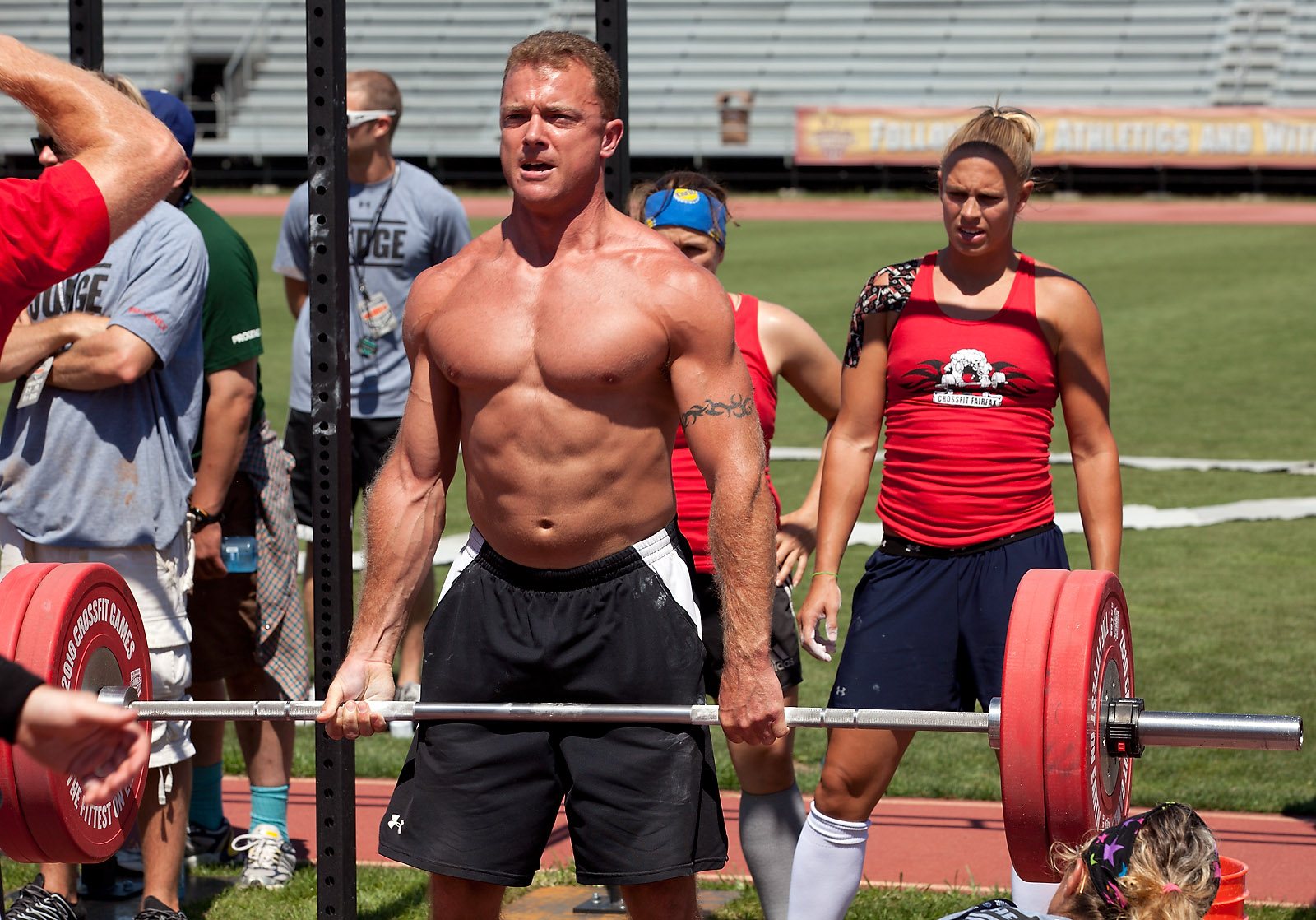 These Amazing Bodies Werent Made Solely In Crossfit Gyms Sorry