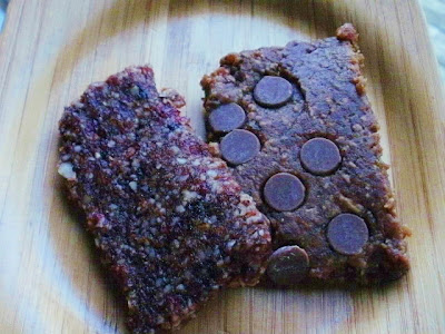 Mixed Berry Cobbler Protein Bars