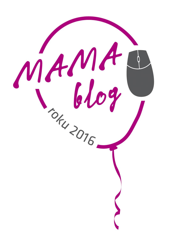 2. místo v anketě Mamablog roku 2016!!!