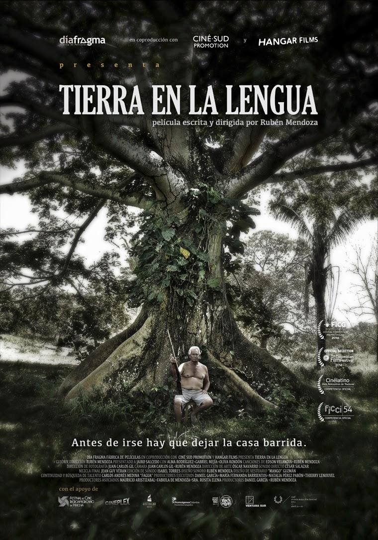Frases de la película Tierra en la Lengua