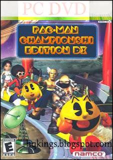 PAC MAN Championship Edition DX Plus FLT