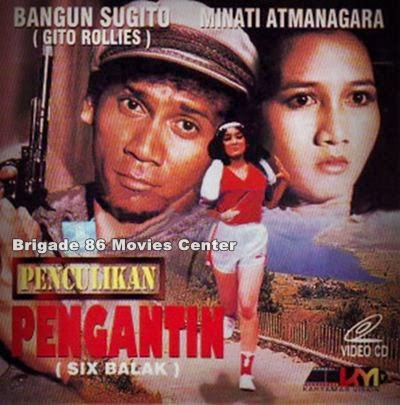 Brigade 86 Movies Center - Penculikan Pengantin (Six Balak) (1983)