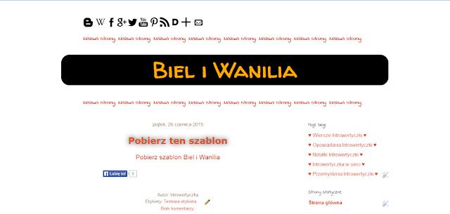 Biel i Wanilia