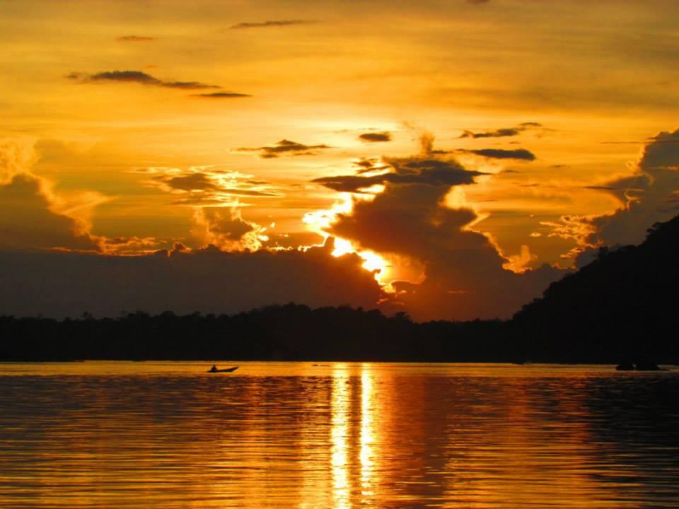 forever sunset