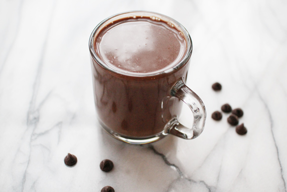 CUP OF JO: The Best (Coconut!) Hot Chocolate You'll Ever Have