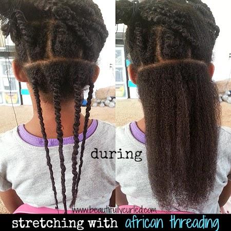 Transitioning Into Natural Hair