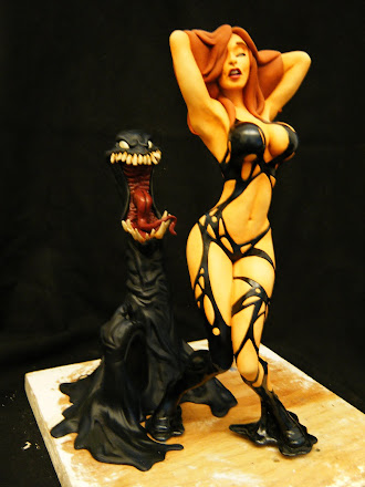 MARY JANE Y VENOM