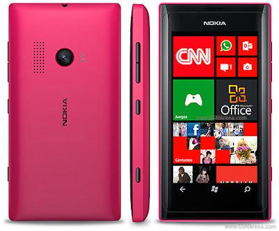 Harga Nokia Lumia 505
