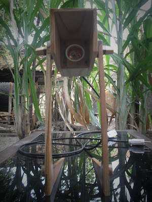 lampu belajar dari kayu jati 8