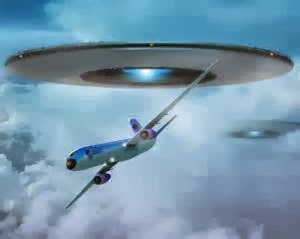airplane Aliens Are Responsible For the Missing Malaysia Plane?