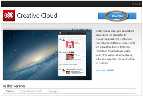 creative cloud downloader