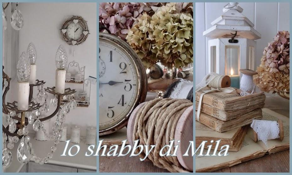 lo shabby di Mila