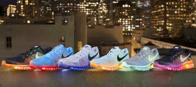 on sale f2592 af61f Sunshine Kelly  Beauty . Fashion . Lifestyle . Travel . Fitness Nike  Flyknit Air Max 2014
