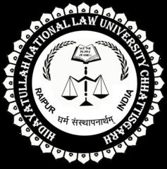Hidayatullah National Law University (HNLU) Recruitment for 87 Teaching & Non Teaching Posts