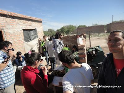 En la casa de Moisés, Villa Atamisqui - Gambeteandoconladepalo