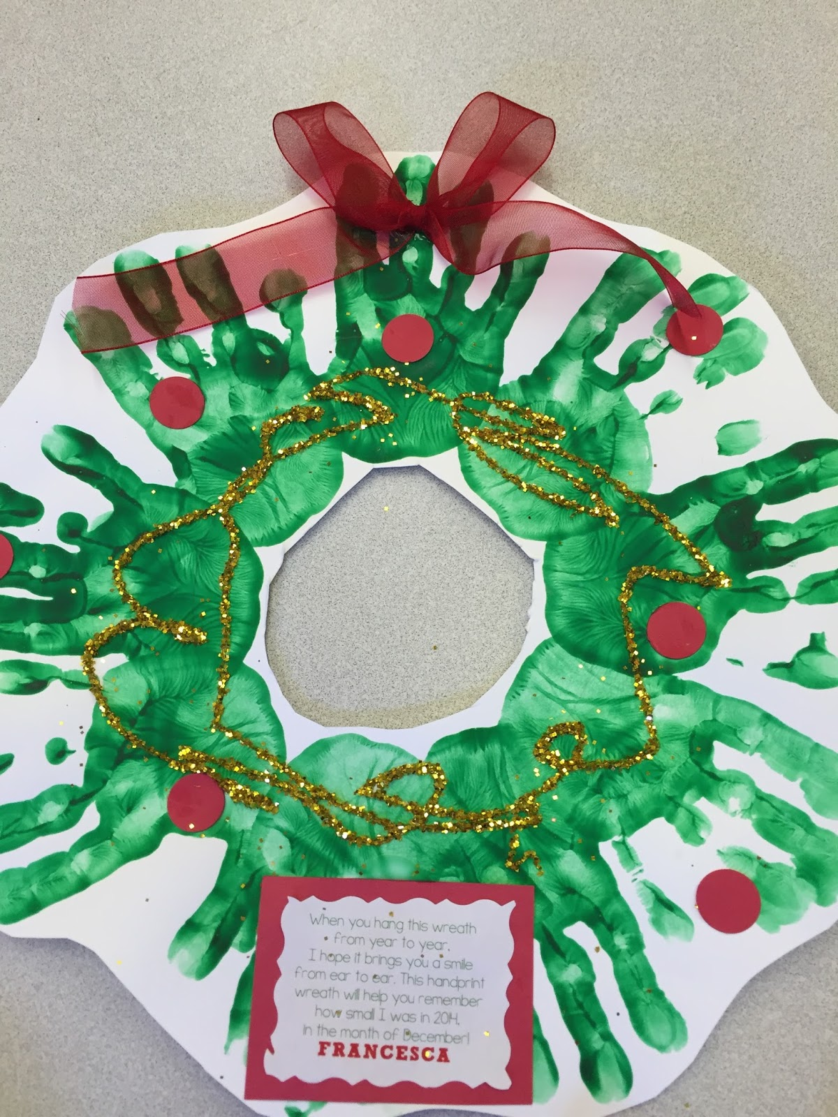 Terrific Preschool Years: Celebrating Christmas