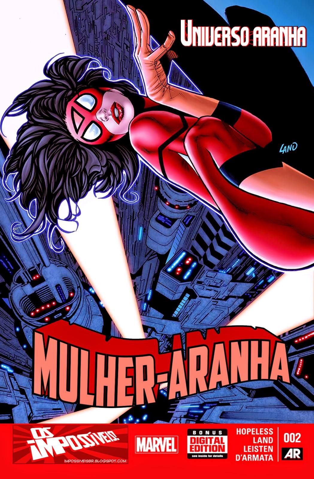 Mulher-Aranha #2