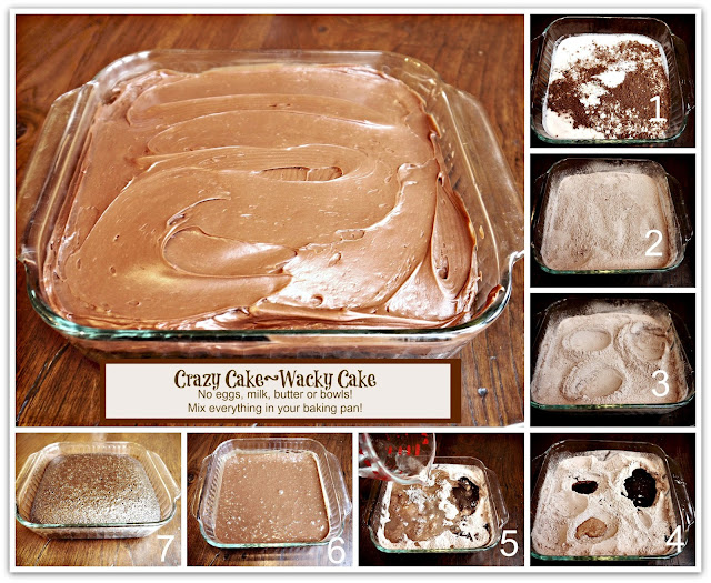 Sweet Little Bluebird Coffee Amp Kahl 250 A Crazy Cake No Eggs