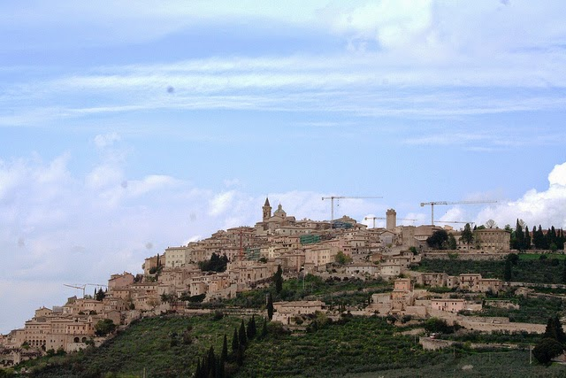 Montefalco Umbria