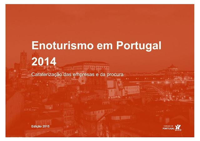 Divulgação: Enoturismo em Portugal - 2014 - reservarecomendada.blogspot.pt