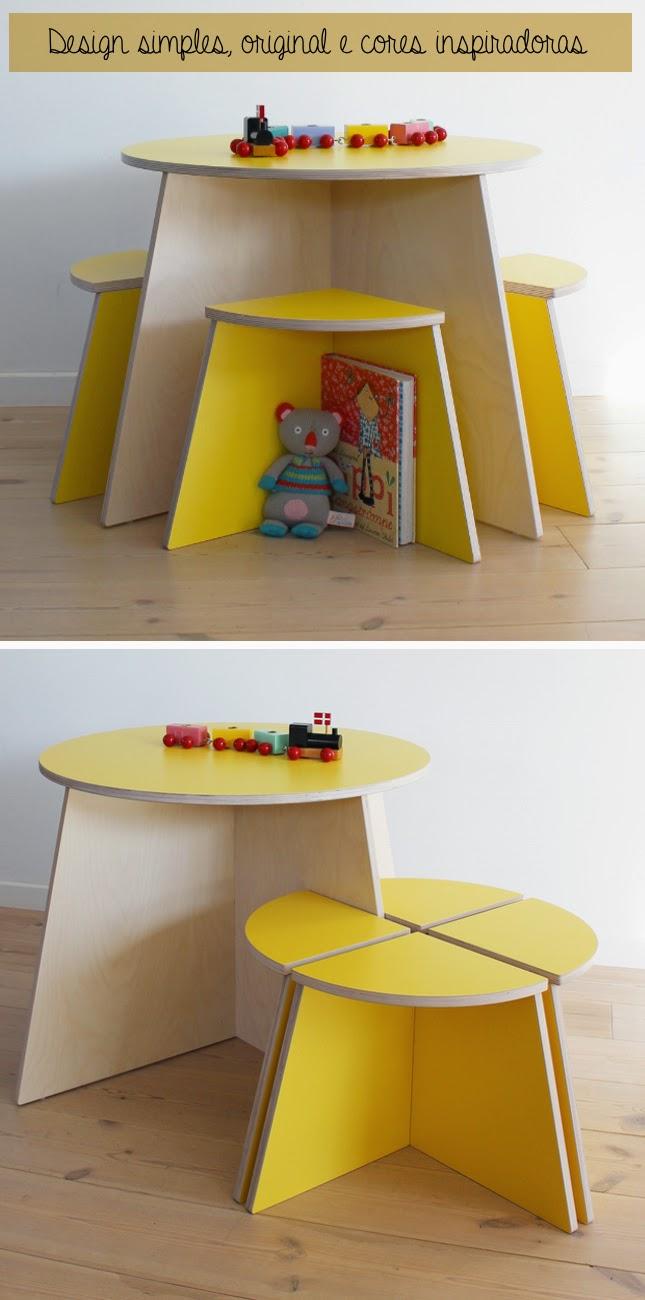 Mobiliário-infantil