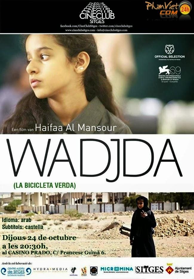 xem phim Cô Bé Mạnh Mẽ - Wadjda (2013) full hd vietsub online poster