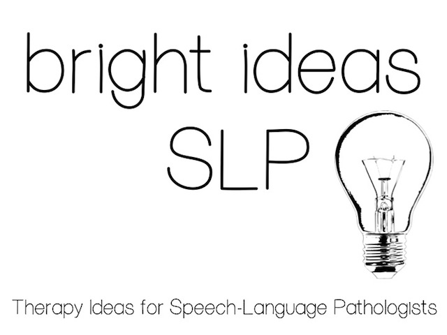 Bright Ideas SLP