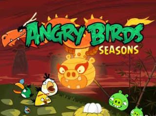 Download game angry bird seasons 2.2.0 Full Version gratis