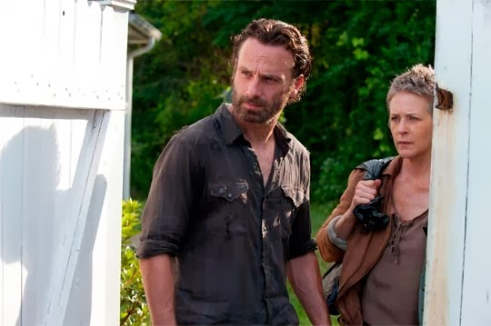 4x04 'Indifference' The Walking Dead