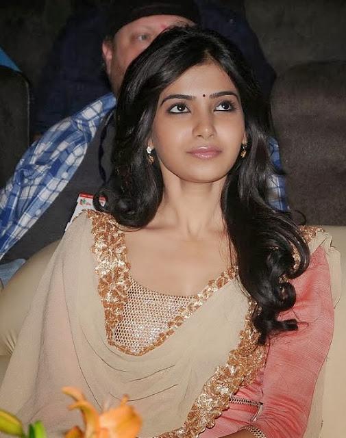 Samantha in Churidar at Children Film Festival