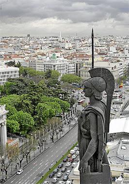 Visita Guiada: Mitología en las calles de Madrid