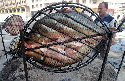 Ikan kap panggang