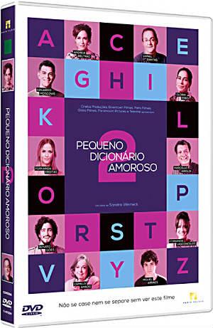 Filme Poster Pequeno Dicionário Amoroso 2 DVDRip XviD & RMVB Nacional