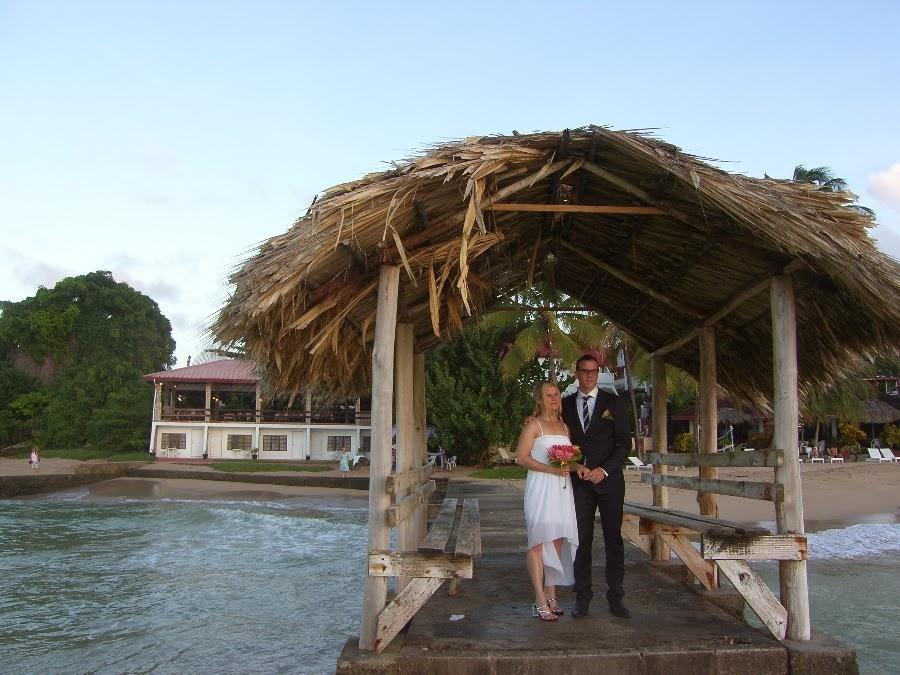 Sandy Point Village Tobago Weddings
