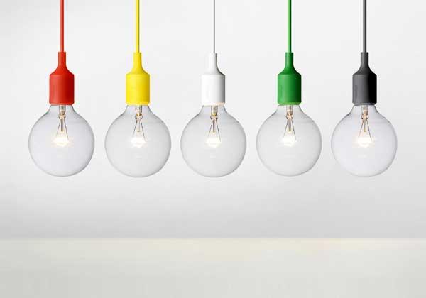 Lampadine Fili Colorati: Fili colorati per lampadine luci presepe illuminazione lanterne.