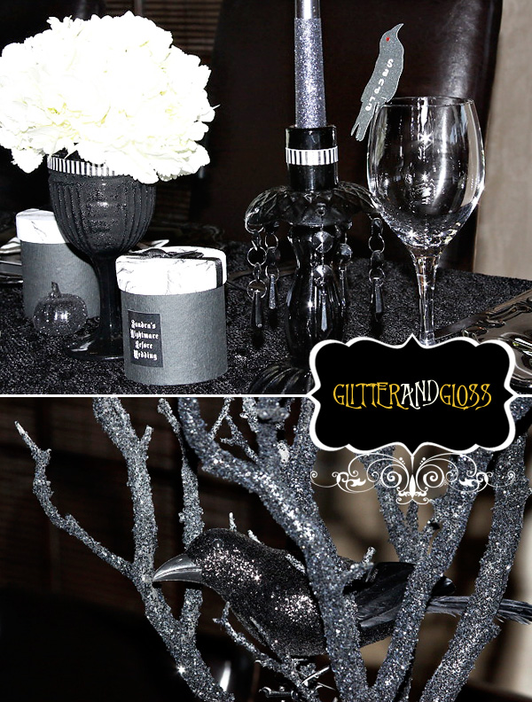 confessions of a holiday junkie nightmare before. Black Bedroom Furniture Sets. Home Design Ideas