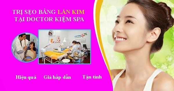 Trị kim lăn tại Doctor Kiệm Spa giá tốt