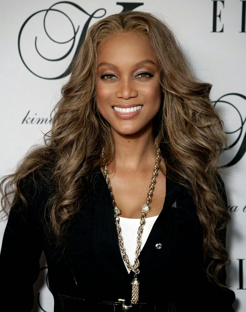 Glamorous curly hairstyles for long hair